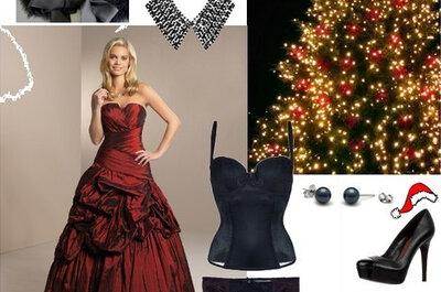 Calendario Zankyou: vestidos de novia y accesorios