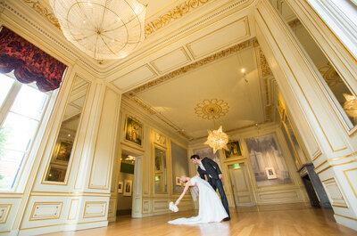 De mooiste en beste trouwlocaties van Den Haag; Onze mooie stad achter de duinen!