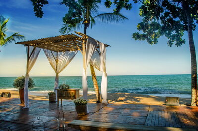 8 locais na Bahia para casamento na praia: exclusividade e exuberância natural!