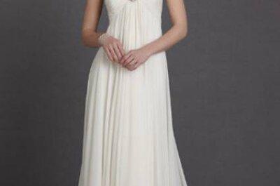 Os belos e únicos vestidos de noiva BHLDN
