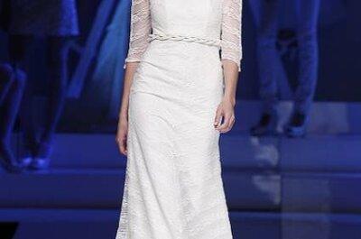 Review del desfile de Yolan Cris 2013 en la Barcelona Bridal Week