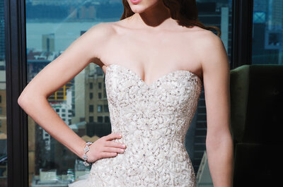 Tendencia en vestidos de novia 2015: Justin Alexander & Justin Alexander Signature