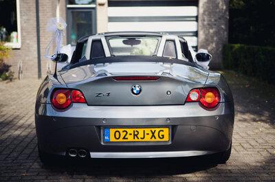 Voitures de mariage version luxe