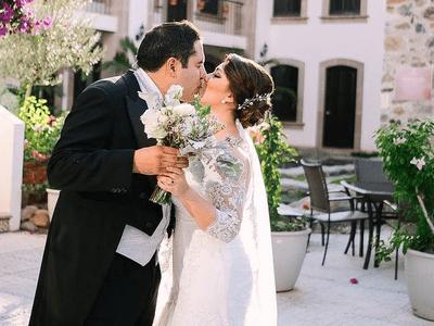 Un amor sempiterno: La boda de Samantha y Pablo