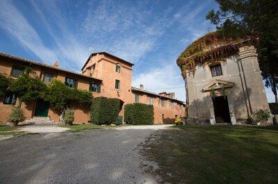 Il Borgo Boncompagni Ludovisi: quando la location offre lo spazio per ogni attimo del vostro matrimonio