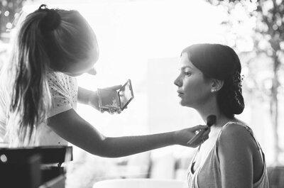 10 mandamientos imprescindibles sobre maquillaje de novias para el día de la boda