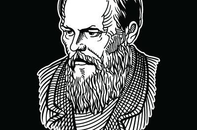 Kto kogo kochał, kto za kim szlochał. Fiodor Dostojewski