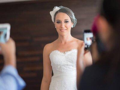 Todas tus dudas sobre el maquillaje de novia contestadas: Tips de una experta para verte guapísima en tu boda