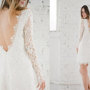 Vestido de novia para matrimonio civil: ¡encuentra tu look ideal!