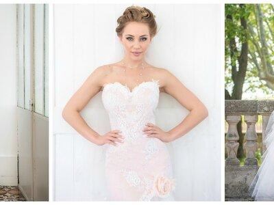 7 robes de mariée pour 7 styles avec Les Mariées de Provence