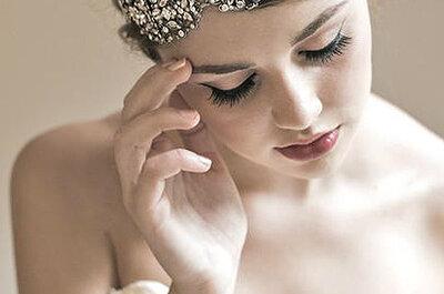 Fryzury ślubne - trendy na rok 2015