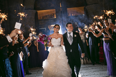 Los momentos de la ceremonia religiosa que NO pueden faltar en tus fotos de boda