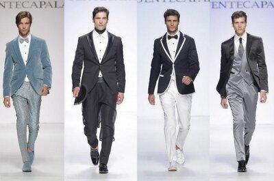 Novios Zero Protocol: colección de novios de Fuentecapala 2015