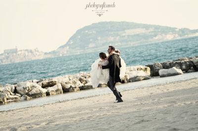Come lavora il fotografo del tuo matrimonio? 4 domande per conoscervi meglio