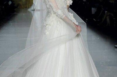 Pronovias: Vestidos de novia colección Elie Saab 2014