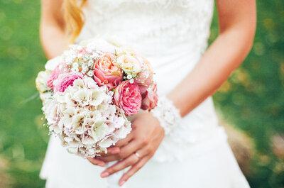La tradición de lanzar el ramo de la novia: ¿de dónde viene, en qué consiste?