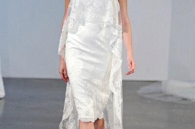Novia lencera: Vestidos de novia y lencería para una chica sexy