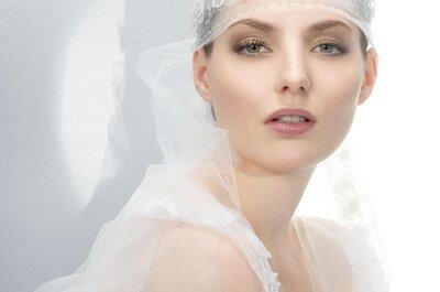 ¡A tomar nota! Tendencias 2014 en tocados para novias