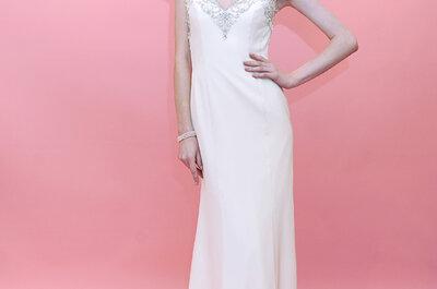 Vestidos de novia Badgley Mischka 2013