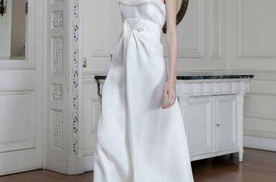 Blanco de ensueño: Vestidos de novia 2014 de Sophia Kokosalaki