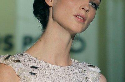 Brautfrisuren-Schmuck: 10 bezaubernde Looks