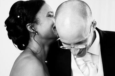 Fabienne et Pierre-Mickael : Un joli mariage en Seine-et-Marne organisé depuis le Sénégal !