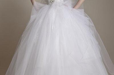 Suknie ślubne Ersa Atelier 2013