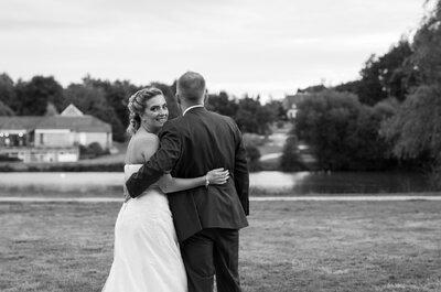 Marie-Anne et Alexandre : un mariage plein de tendresse dans le village familial