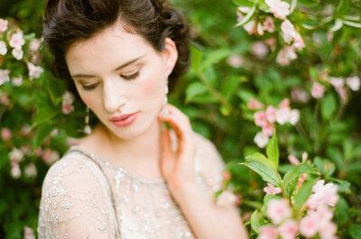 8 tendencias en belleza para novia que serán extraordinarias este 2015