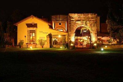14 haciendas para bodas encantadoras cerca de Guadalajara: Historia, tradición y color en tu día