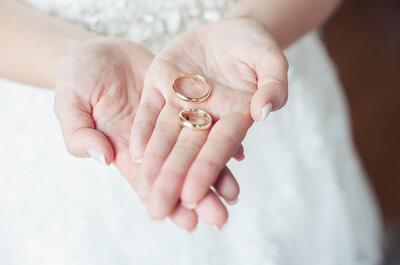 Обручальные кольца. Как выбрать?