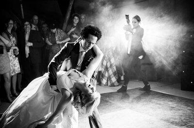 As 25 melhores músicas do mundo para a primeira dança dos noivos!