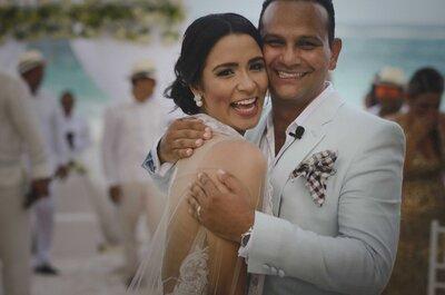 Revive los mágicos detalles de la boda de la wedding planner Adriana Del Toro. ¡Te encantará!
