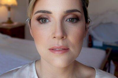 A maquilhagem perfeita para a sua cor de olhos? A Zanyou perguntou. A makeup artist Alexandra Castro respondeu