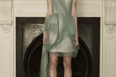 Colecção de vestidos de noiva Sophia Kokosalaki 2013