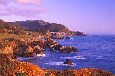 Califórnia: sua lua de mel de cinema em meio ao mar e riquezas naturais