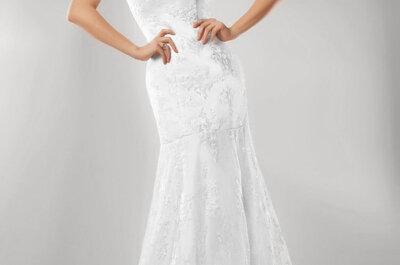 Elena Reynoso: Los vestidos de novia ideales para cualquier chica con estilo y glamour… ¡Elegancia total!