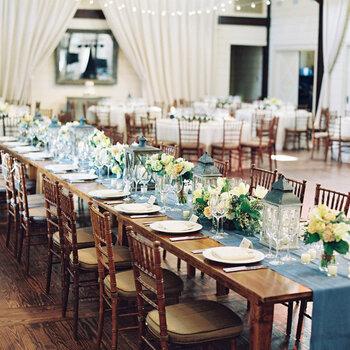 Something blue: Wonderful decoration ideas for your 2016 wedding!