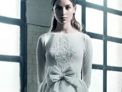 Inmaculada García´s Newest Bridal Line: Distinctive Elegance