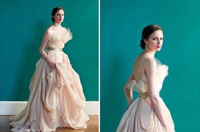 Carol Hannah, su nueva colección de vestidos de novia 2013