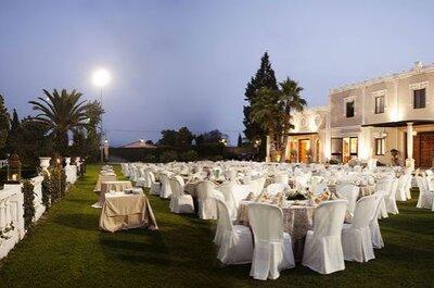 Los 9 mejores catering para bodas en Granada