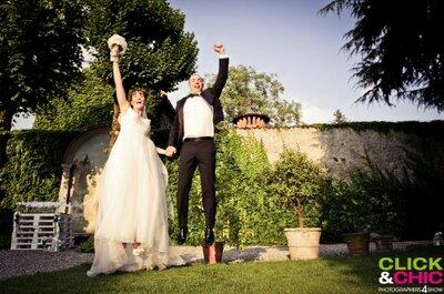 Real Wedding Greta & Fabio