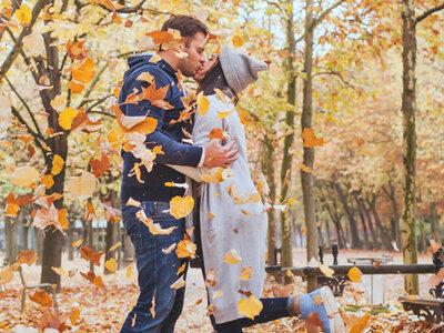 ¡Qué manera de enamorarnos con está declaración de amor¡ ¡No te lo pierdas!