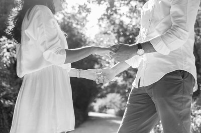 Qual a altura certa para anunciar o casamento?
