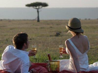 Wie organisieren wir unvergessliche Flitterwochen?  Mit einer Traumreise durch Afrika!