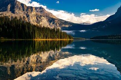 Lune de miel extra : prenez un grand bol d'air frais au Canada !