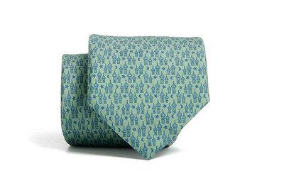 Corbatas italianas para invitados de boda
