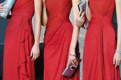 Jakie wybrać sukienki dla druhen?