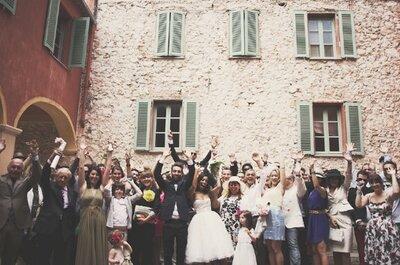 ¡Que no falte nadie! Claves para gestionar la asistencia de tus invitados a la boda