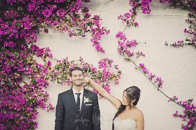Le violet, une couleur top mode pour votre mariage